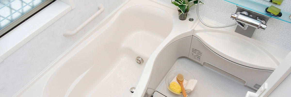 お風呂場のリフォーム・修理